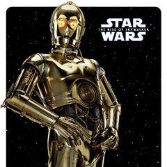 C-3PO posteri