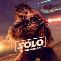 Chewbacca BK karakter posteri