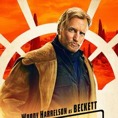 Tobias Beckett karakter posteri