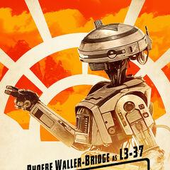 L3-37 karakter posteri