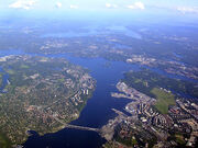 The Outskirts of Stockholm