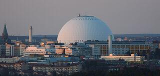 Globen or Ericsson Globe