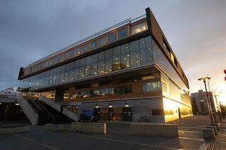 Södertörns högskolebibliotek