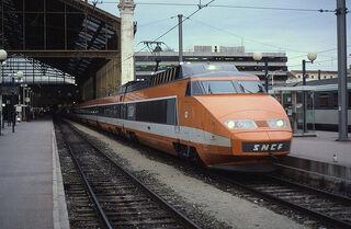 07.04.87 Marseille-St-Charles TGV