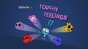 213b - Touchy Feelings