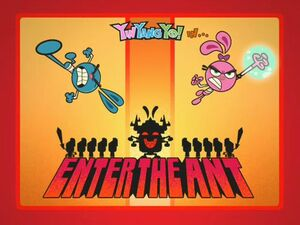 104a - Enter The Ant
