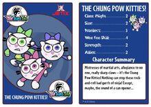 The Chung Pow Kitties