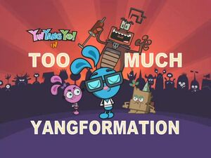 106a - Too Much Yangformation