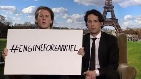 Be a part of Ylvis' new music video and help Gabriel to fly!