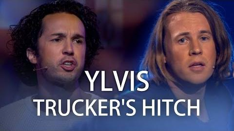 Ylvis - Trucker's Hitch Live at Skavlan