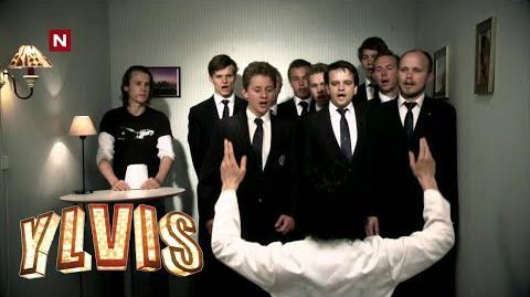 Ylvis - Dagens spørsmål 2 (English subtitles)