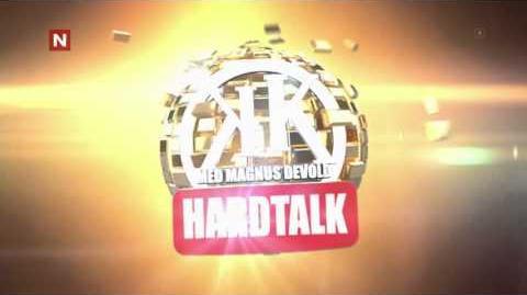 Bård Ylvisåker on Kjendiskveld HD -English subtitles-