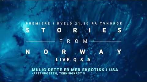Ylvis- Live stream before Hamar episode -English subtitles-