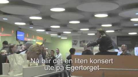 Kjendiskveld 06.10.15 bonus video -English subtitles-