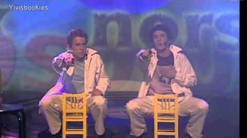 Ylvis - Rumours Says. From 2001