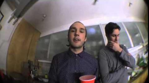 "Ylvis - Cream Team Rockers ""Pressure"" Bakomfilm"