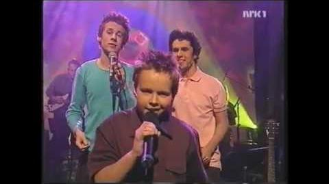 Ylvis featuring Bjarte - Absolutt Norsk, 2001
