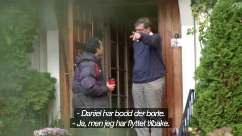 David Batra er Daniel Nannskog - I kveld med YLVIS