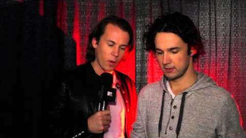 2013 Ylvis Holidays from Much Music press room