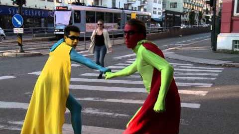 Ylvis - Superboys i trafikken
