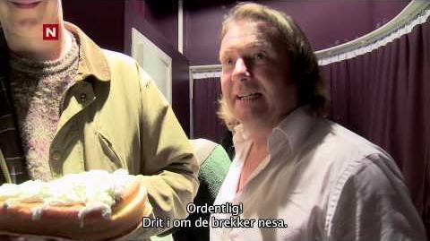 Ylvis - Chrater-Svein får sin hevn (English subtitles)