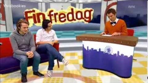 Ylvis - Guests at Fin Fredag