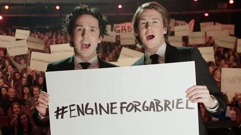 Ylvis - Engine For Gabriel Official Music Video HD