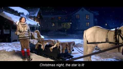 Ylvis - Da vet du at det er Jul ENGLISH SUBTITLES HD
