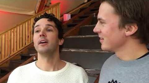 Ylvis- Interview after spring announcement 2 -English subtitles-