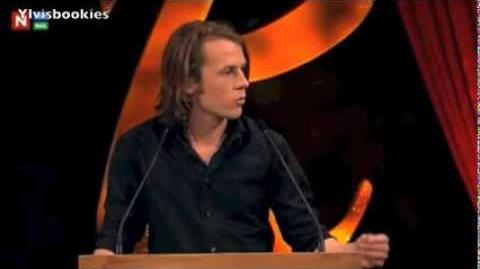 """Ylvis - Bård Ylvisaker @ """"Roast"""""""