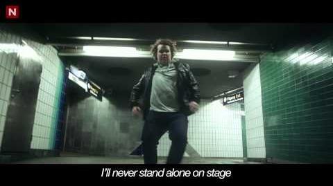 Ylvis - I Will Never Be A Star (Bjarte Ylvisåker) Official music video HD