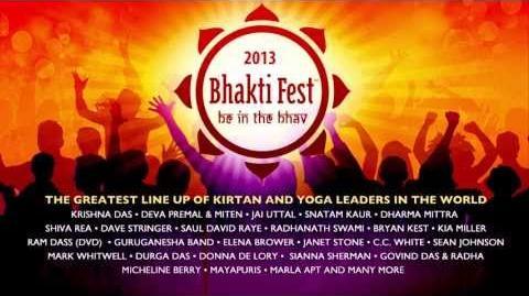 BHAKTI FEST WEST 2013!