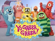 .028 Yo Gabba Gabba & Zachary