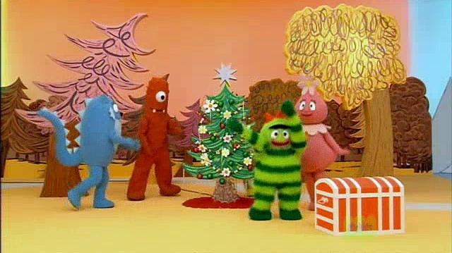 Yo Gabba Gabba Christmas