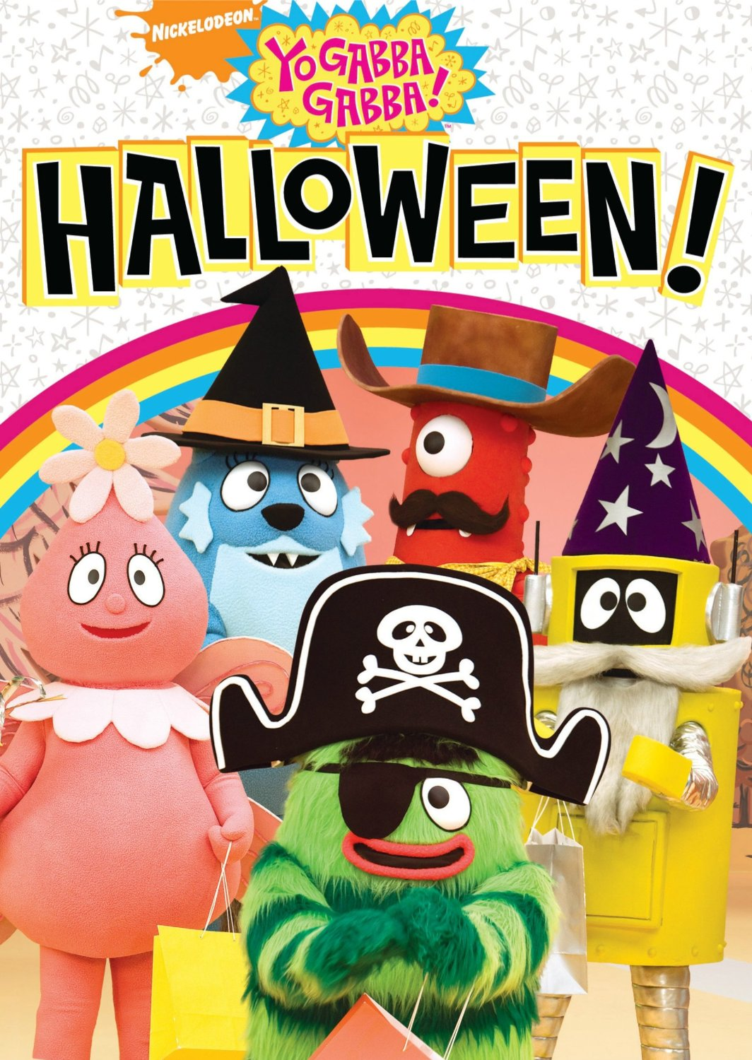 Episode 13 Halloween Yo Gabba Gabba Wiki Fandom Powered By Wikia