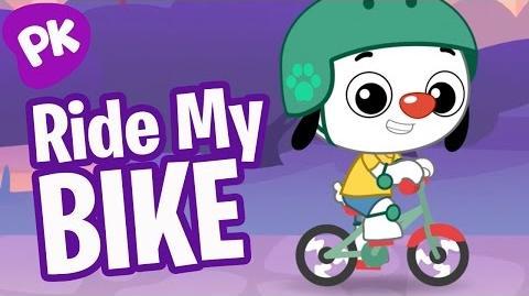 Ride My Bike! I Love to Learn from PlayKids- Music for Kids, Preschool Songs, Kids Songs