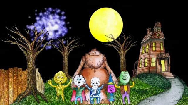 It's Halloween - Yo Gabba Gabba