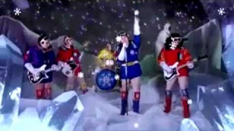 My Chemical Romance- Yo Gabba Gabba, Every Snowflake is Different (Just Like You)