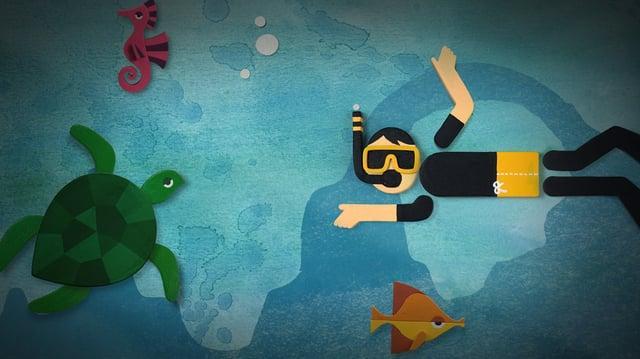 Yo Gabba Gabba – Sea Friends