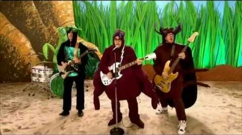 Weezer All my friends are insects