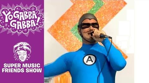 Pool Party - The Aquabats - Yo Gabba Gabba!
