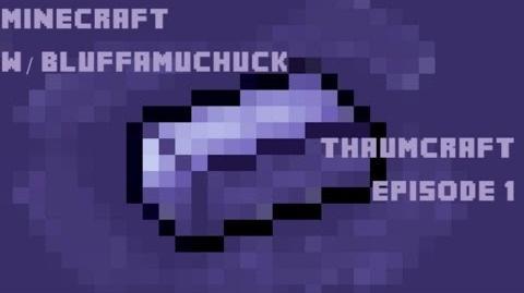 Thaumcraft LP part 1 The Thaumonomicon