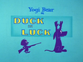 Duck in Luck title card.png