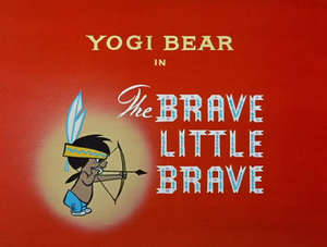 The Brave Little Brave title card