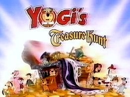Yogis treasure hunt-show