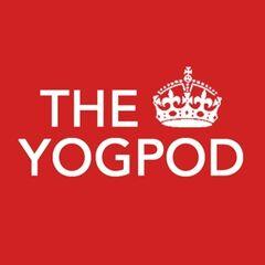 An alternate podcast logo.