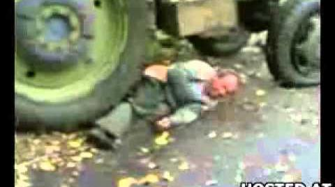 Russian Guy Falls Off a Tractor (As mentioned in the YoGPoD)
