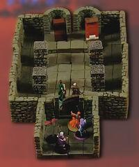 HighRollers Winter Spire Throne Room
