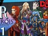High Rollers: Aerois Ep1, Welcome to Aerois