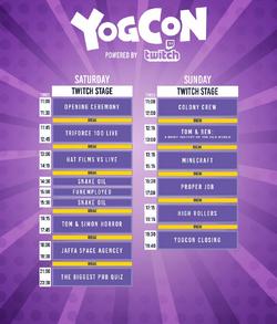 Twitch Stage 2019